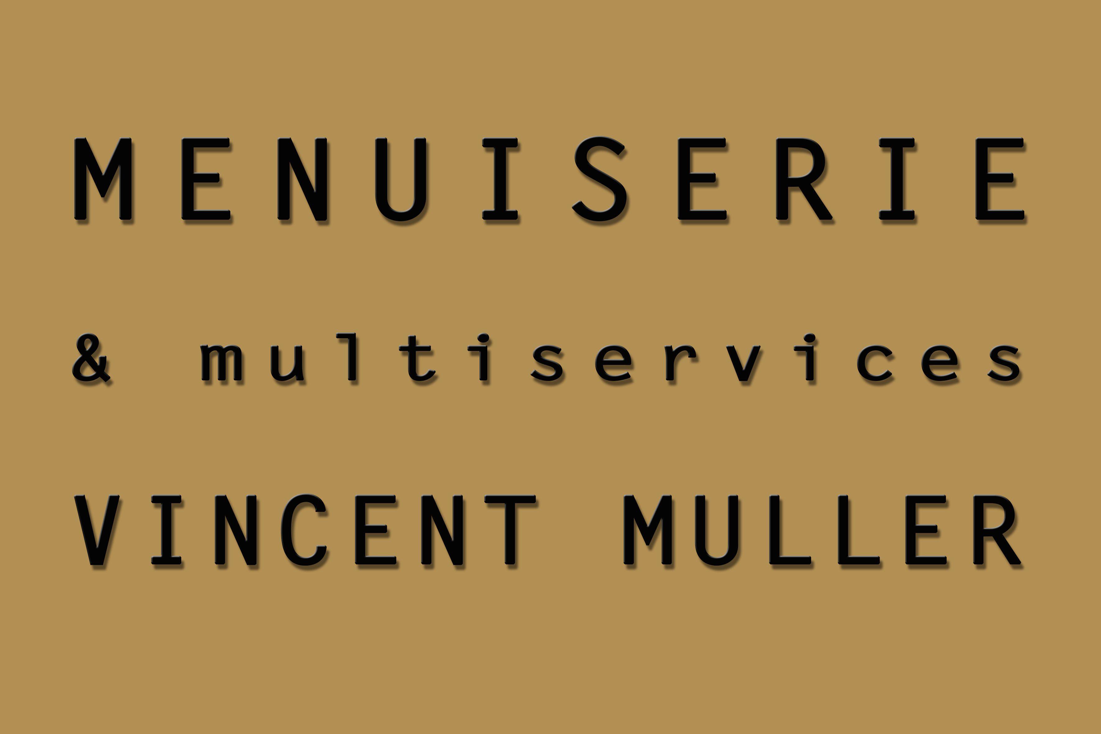 Menuiserie et Multiservices